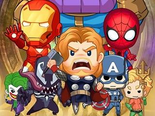Süperhero IO oyunu