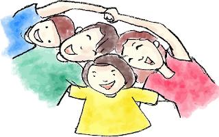 Disegno della propria famiglia