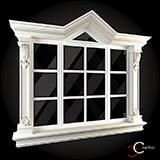 design exterior fatade case fatada case  rama polistiren win-065