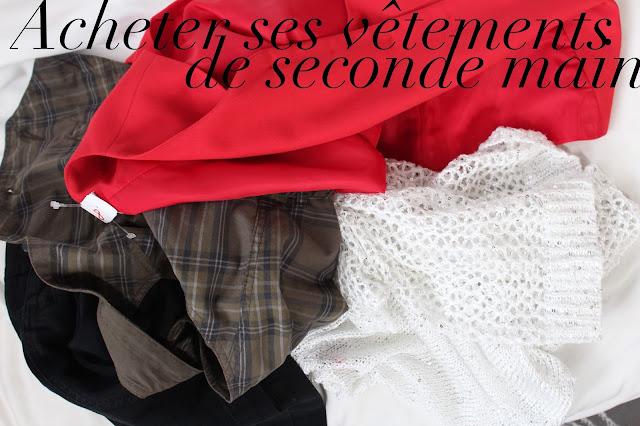 Conseils : Comment acheter ses vêtements de seconde main (fripes, vide-dressing, brocantes...)