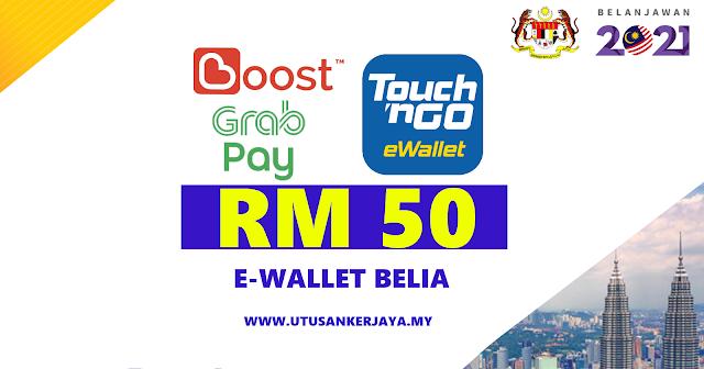 Belanjawan 2021 Belia Boleh Claim Bantuan E Wallet Rm50 One Off