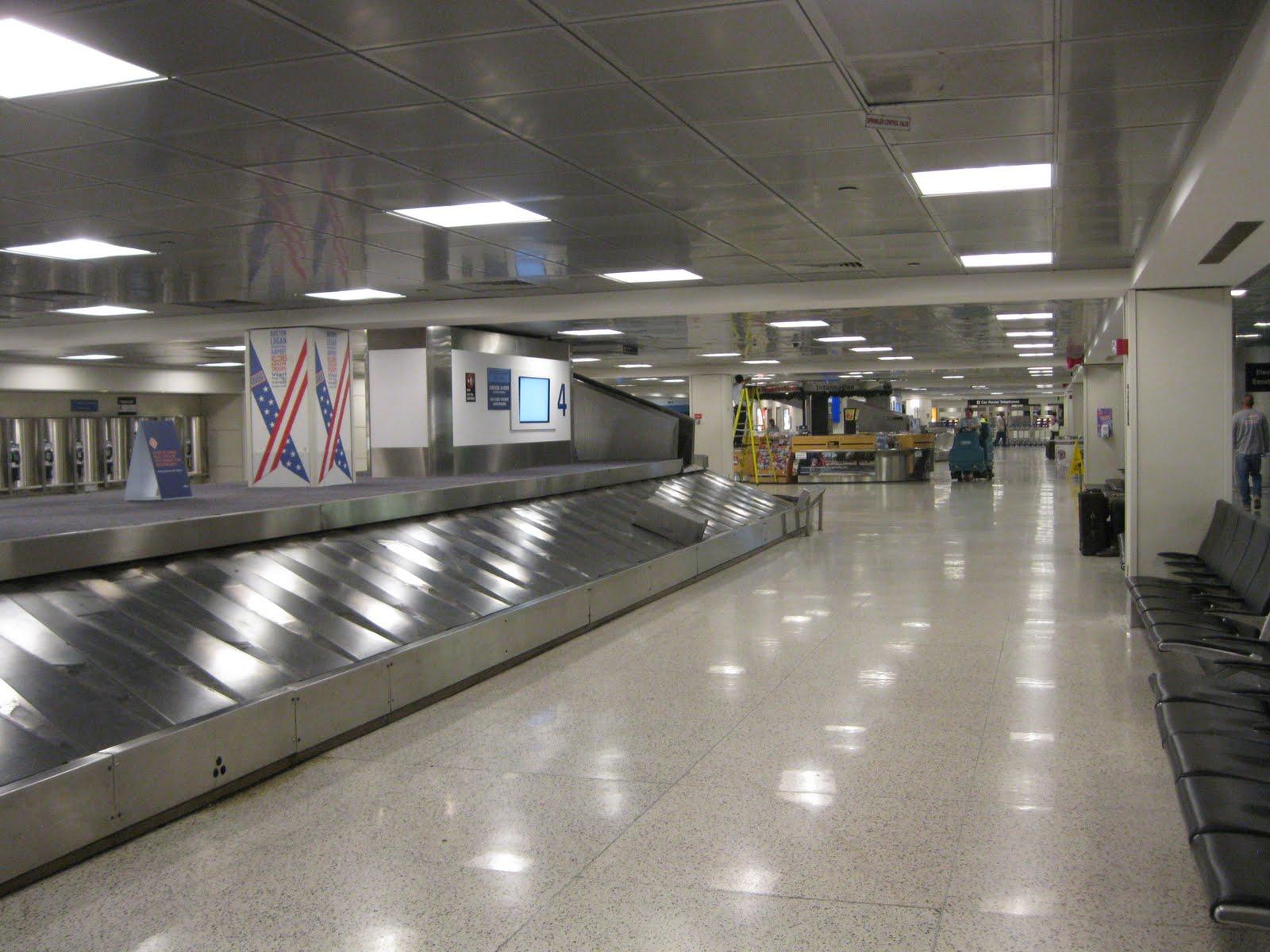 Airline Terminal Mania Boston Logan S Terminal C A