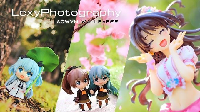 [ Hình Nền ] Figure cực đẹp từ Lexy Photography | Anime Wallpapers