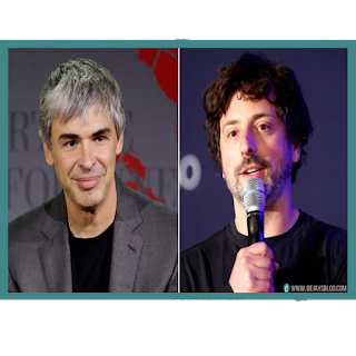 Google co-founders Page and Brin step down from Alphabet