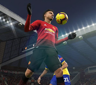 PES 2019 New Gameplay Patch by Gabe.Paul.Logan