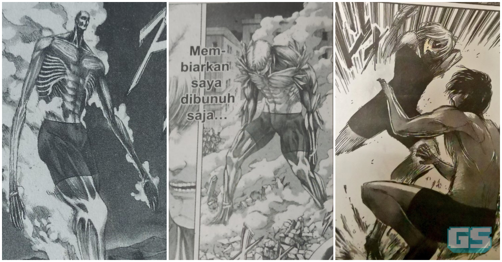 Titan pakek celana