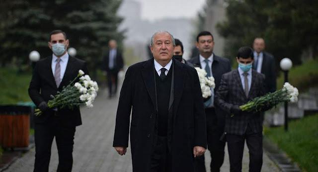 No podemos hacer diplomacia con Turquía, dice Presidente de Armenia