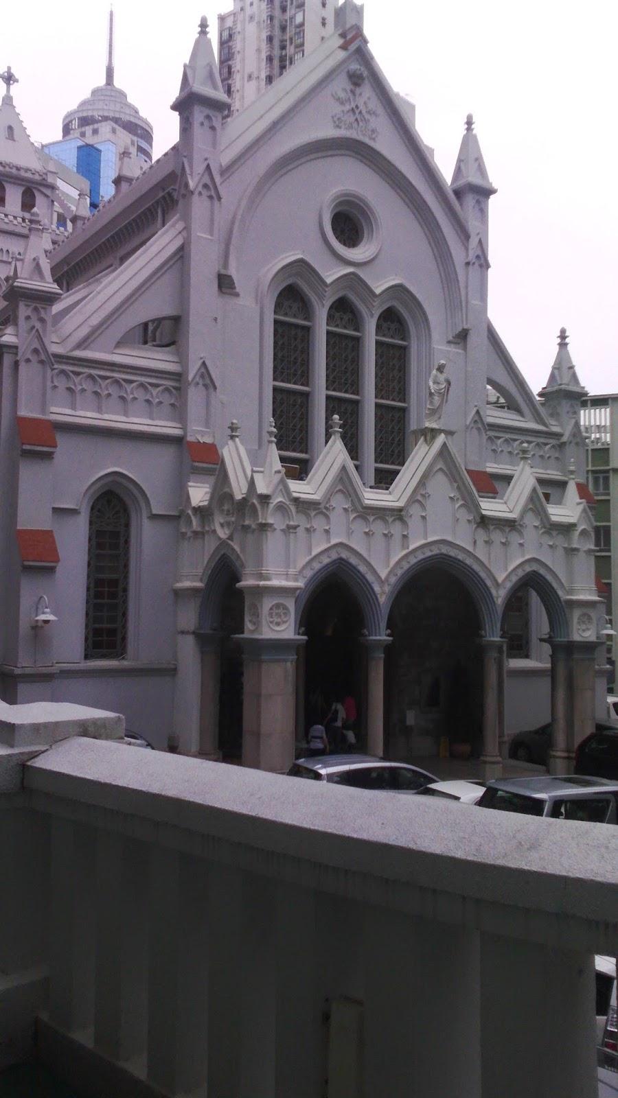 引古鑑今: 香港天主教聖母無原罪主教座堂