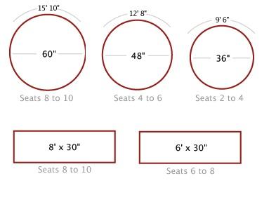 Excellent 8 Person Round Dining Table Dimensions Migrant Resource Interior Design Ideas Truasarkarijobsexamcom
