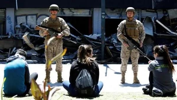 """[EJÉRCITO] Jefe de Defensa: """"No provoquen a la fuerza militar"""""""
