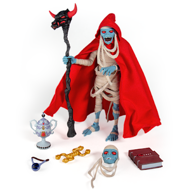 Ultimate Thundercats Action Figures Wave 1 by Super7 - Mumm-Ra