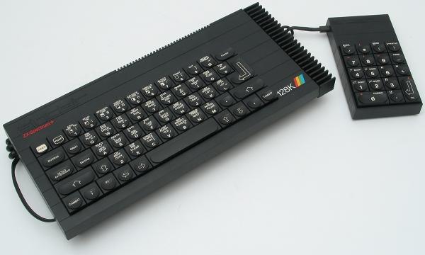 ZX Spectrum +128