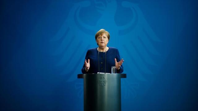 Merkel: La UE enfrenta el mayor desafío desde su creación