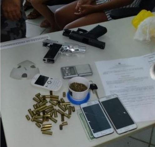 Suspeito de assaltar agência dos Correios em Brejo do Cruz é preso pela Polícia Federal em Pernambuco