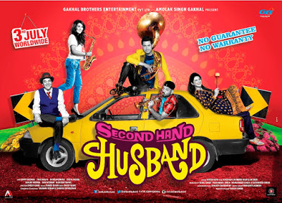Second Hand Husband (2015) Hindi Full Movie