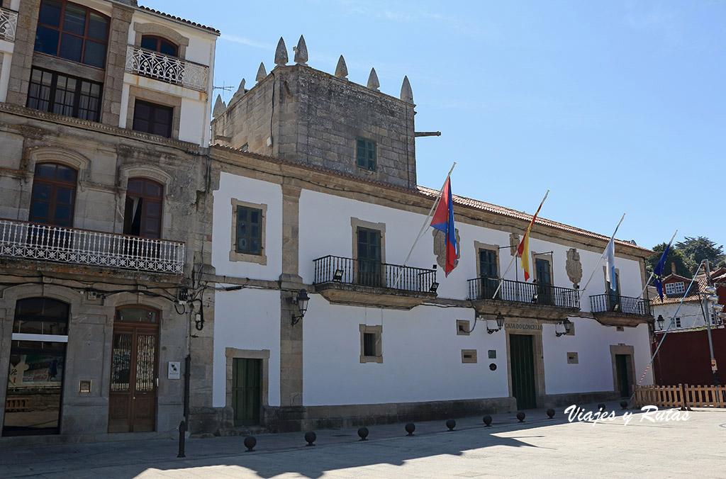 Ayuntamento de Bayona, Pontevedra