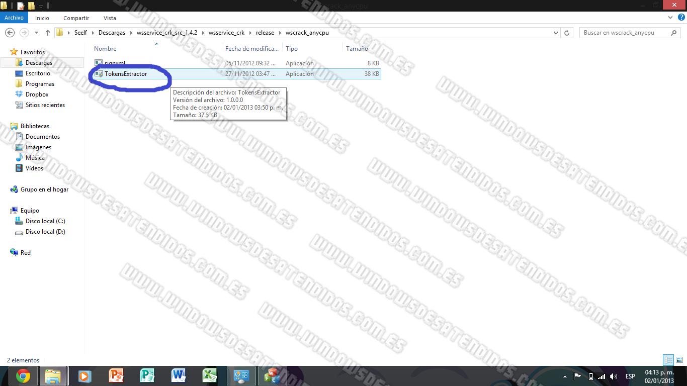 wscrack any cpu 64 bit