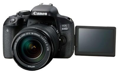 Canon EOS Seri 800D