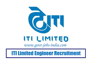 ITI Limited Engineer Recruitment
