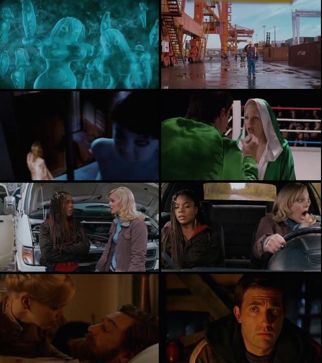 Scary Movie 4 2006 Dual Audio Hindi BRRip 480p