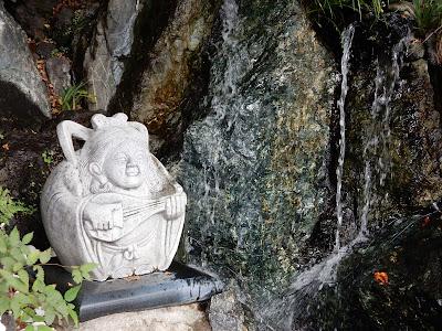 川越熊野神社:銭洗弁天