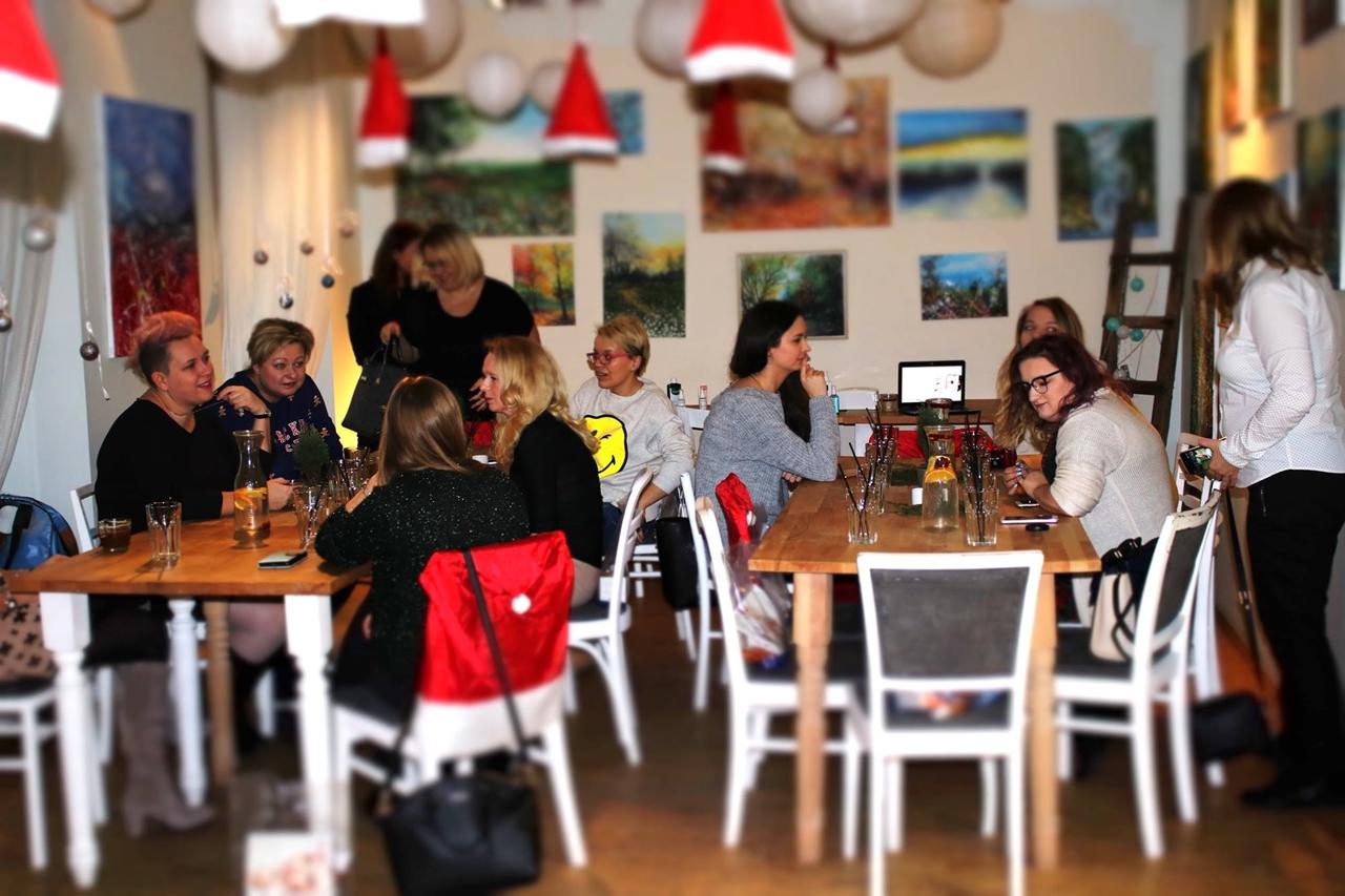 6 spotkanie blogerek mikołajki łódź 2017 akademia urody melodylaniella łódź blog beauty lifestyle fashion moda kulinaria instagram łódź influencer