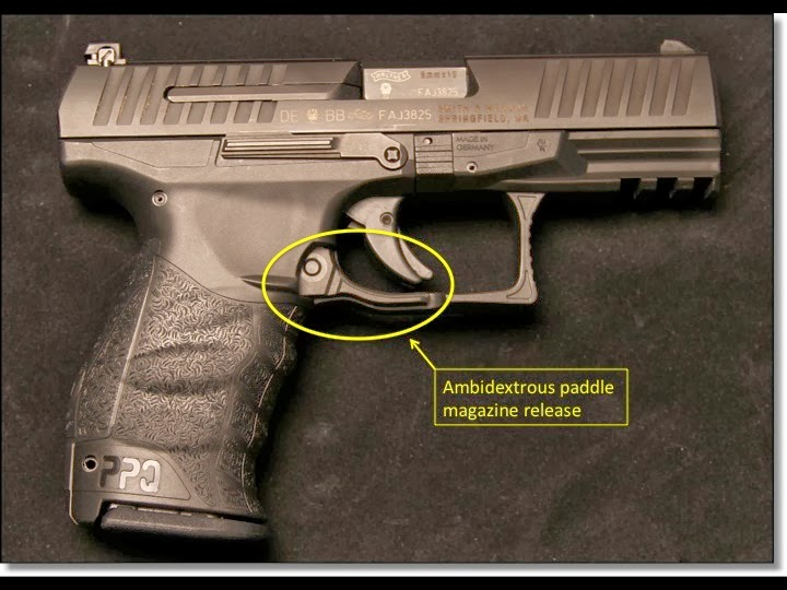 Average Joe's Handgun Reviews: Walther PPQ M2