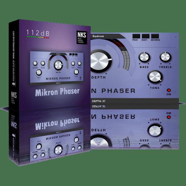 112dB Mikron Phaser v1.0.0 Full version