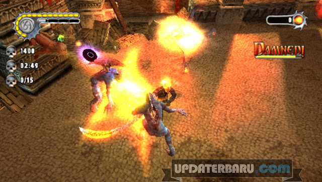 Ghost Rider ISO CSO Highly Compress PPSSPP Android