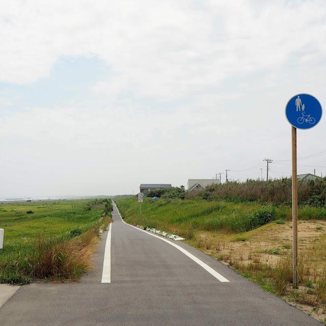 飯岡九十九里自転車道