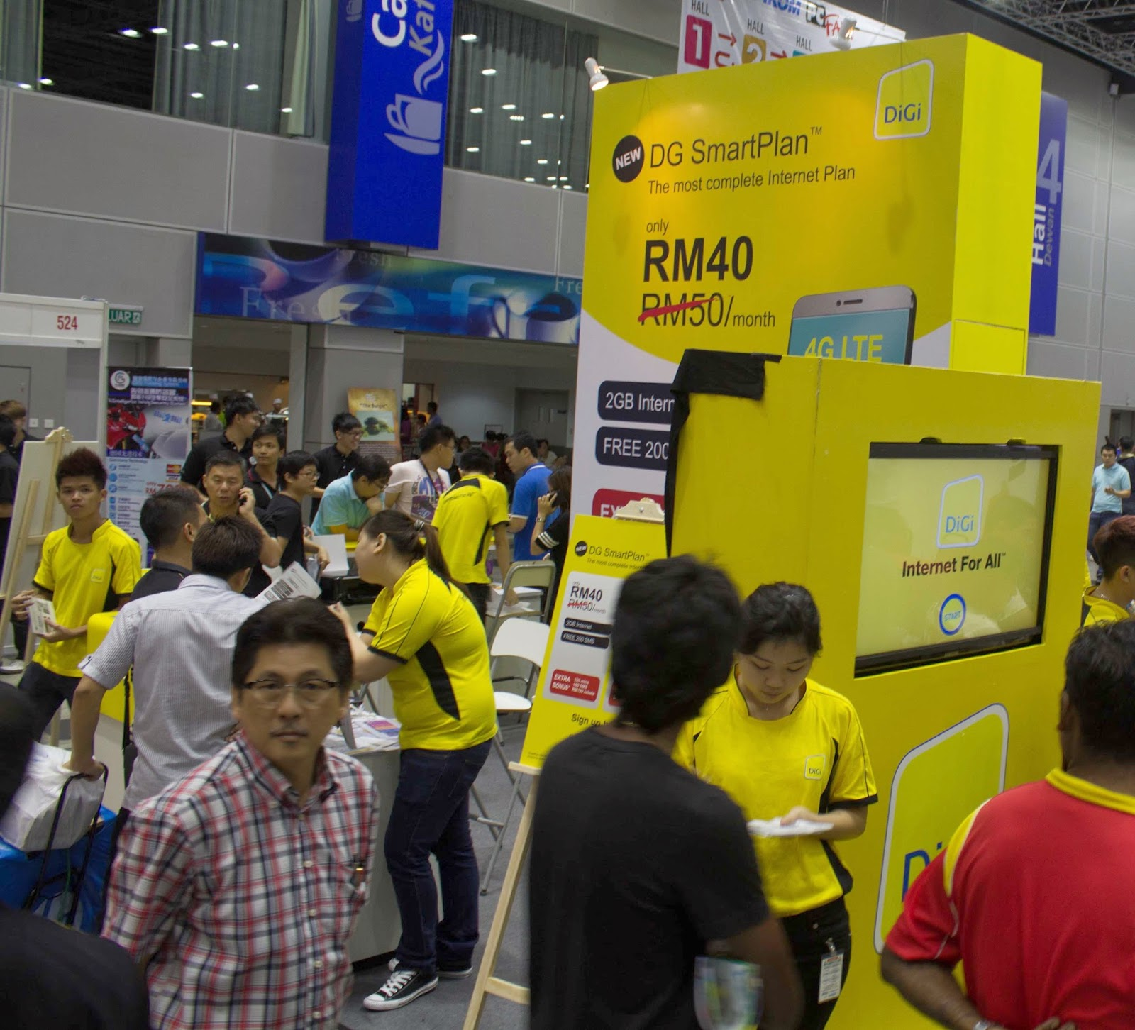 Coverage of PIKOM PC Fair 2014 @ Kuala Lumpur Convention Center 394