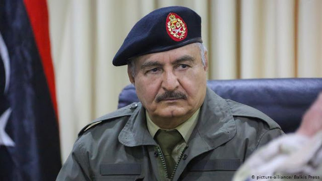 MAREKANI YAMUUNGA MKONO MBABE WA KIVITA LIBYA