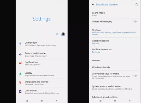 Cara Menyesuaikan Suara Notifikasi HP Samsung 2