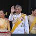 El rey de Tailandia, en cuarentena con un harén de 20 mujeres