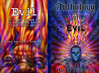 First Anthology of Evil book cover