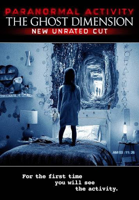 Download Paranormal Activity 6: The Ghost Dimension (2015) {Hindi-English} 720p [850MB]