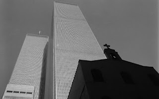 9/11 Twin Towers, Cross