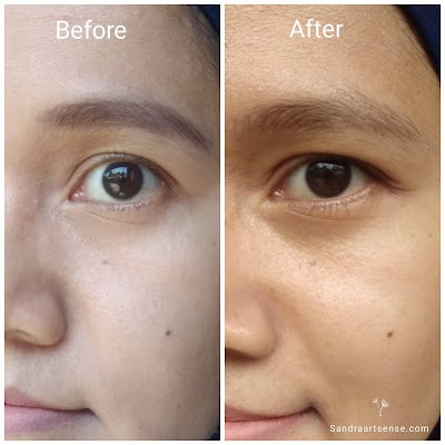 Perawatan Skin Dewi Helichrysum Brightening Vitamin C