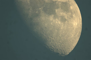 screen grab from the second Moon movie