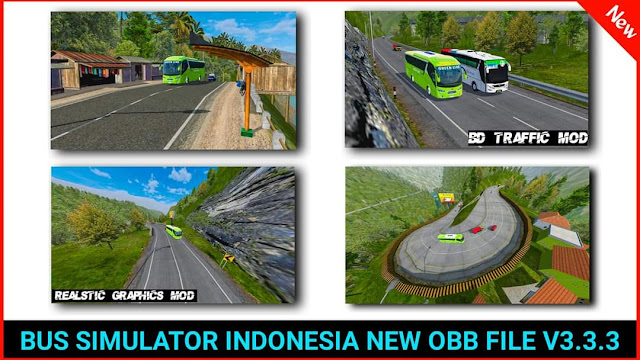 Download Game OBB BUSSID MOD Terbaru