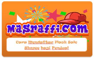 Cara Mendaftar Flash Sale Shopee bagi Penjual