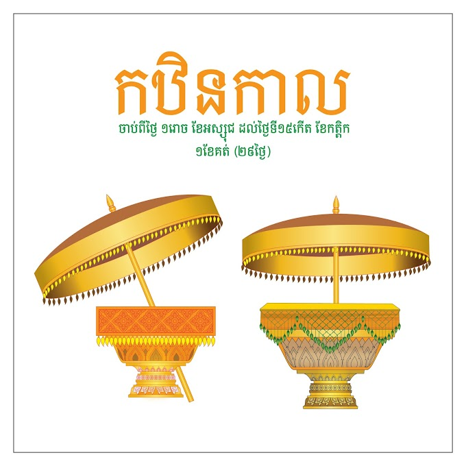 Khmer Ornament in AI free Vector