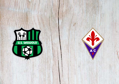 Sassuolo vs Fiorentina -Highlights 30 October 2019