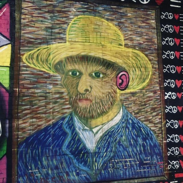 Street Art in Brooklyn, NYC