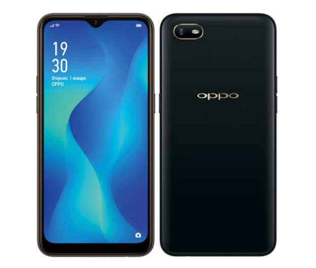 Review Oppo A1k