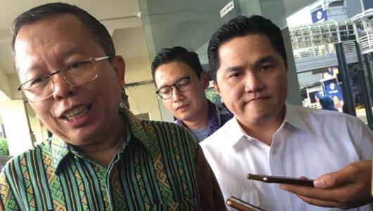 Kubu Jokowi Terkaget-kaget Baca Dalil Gugatan Prabowo-Sandi di MK