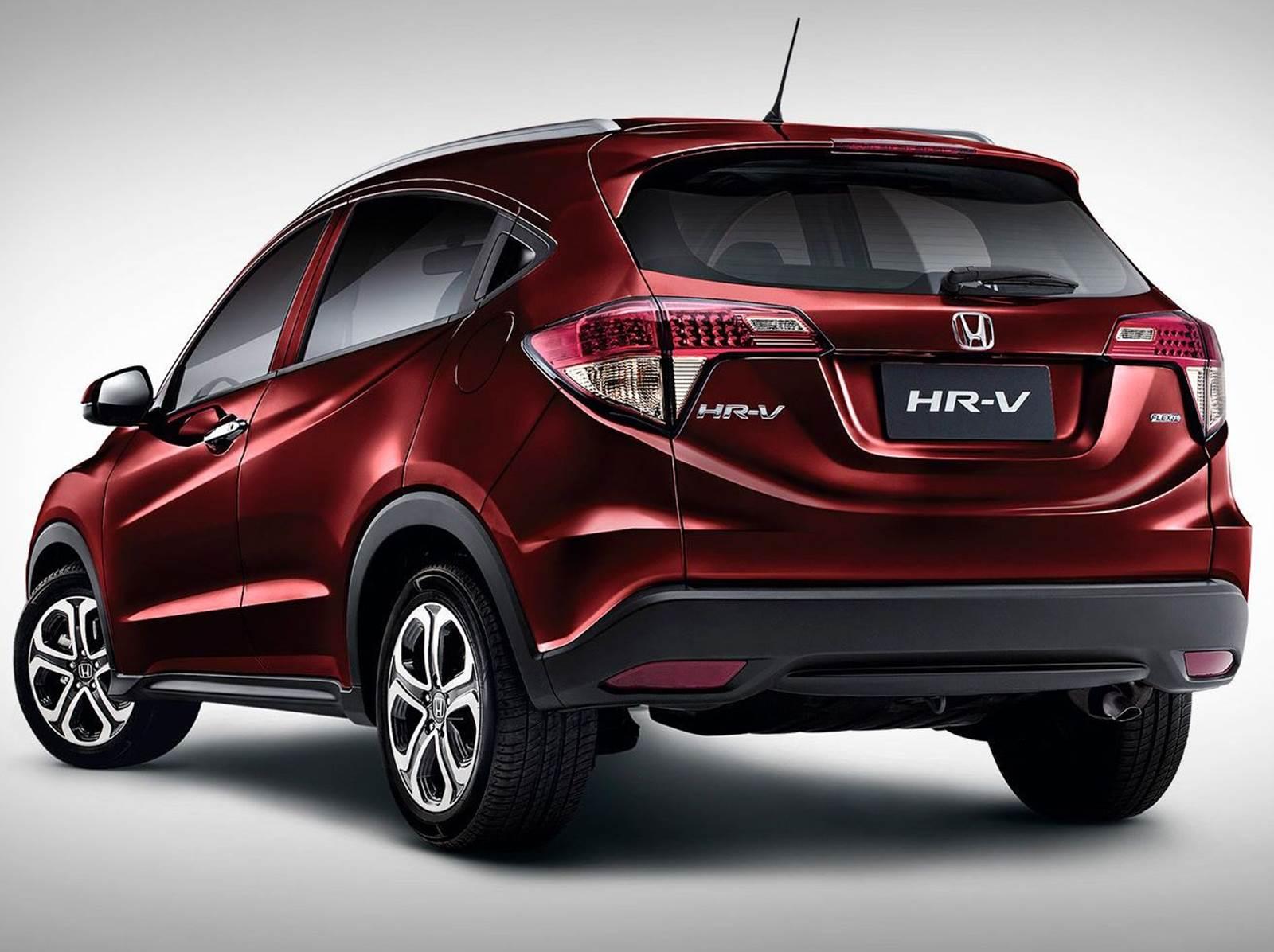 Novo Honda HR-V: configurador on-line já disponível | CAR ...