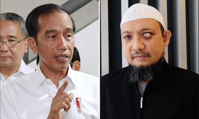 Ke Jokowi, Novel Baswedan: Apakah Seperti itu Penegakan Hukum Yang Bapak Bangun