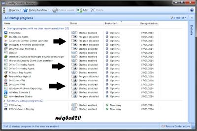 Cara Ampuh Mempercepat Booting dan Shutdown di Windows 7