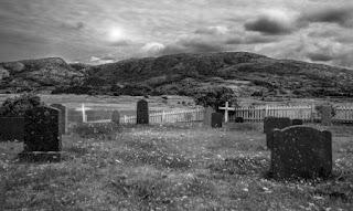 Church graveyard - Photo by Einar Storsul on Unsplash